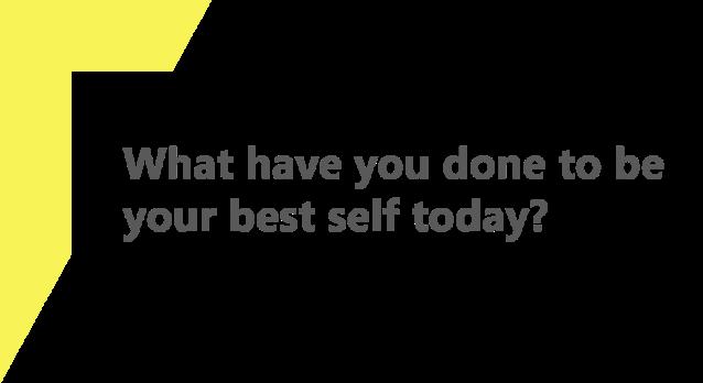 writenowiam_your best self